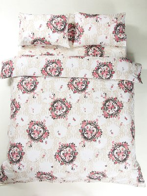 Комплект постельного белья двуспальный (евро) | 2776406
