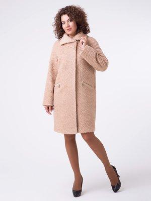 Пальто бежевое | 3705065