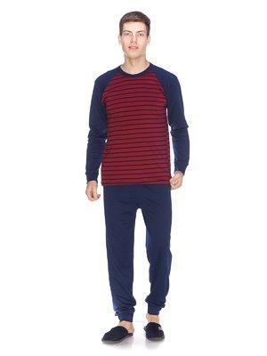 Пижама: лонгслив и брюки | 3701744