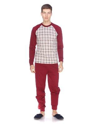 Пижама: лонгслив и брюки | 3701743
