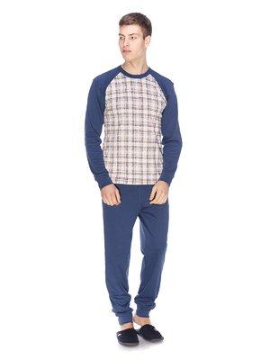 Пижама: лонгслив и брюки | 3701745