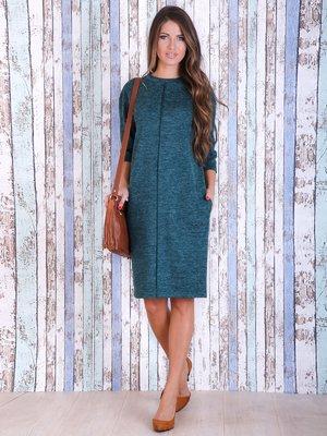 Платье зеленое | 3705639