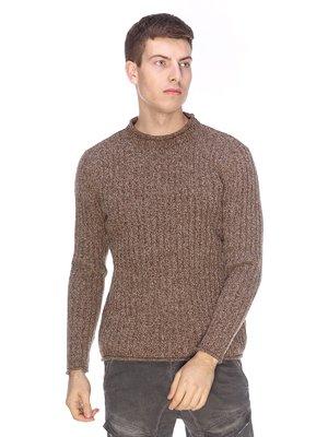 Джемпер коричневый | 1352732