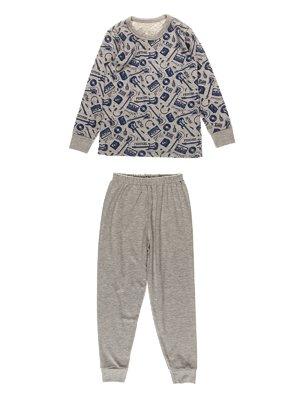 Піжама: лонгслів і штани | 3701748