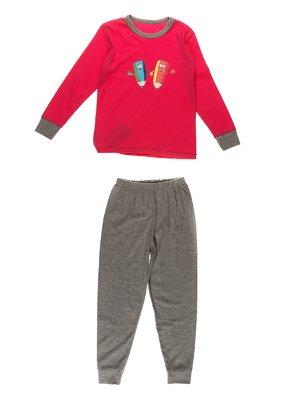 Пижама: лонгслив и брюки | 3701742