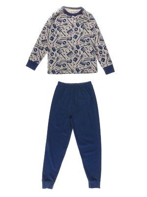 Піжама: лонгслів і штани | 3701749