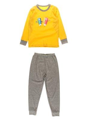 Піжама: лонгслів і штани | 3701741
