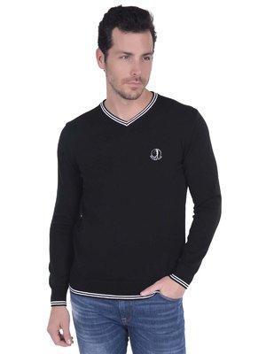 Пуловер чорний | 3283823