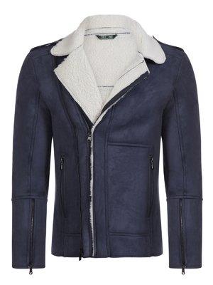 Куртка темно-синя | 3594269