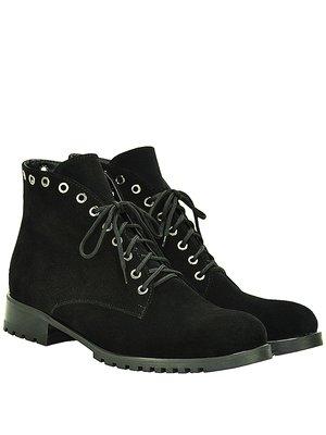 Ботинки черные   3708885