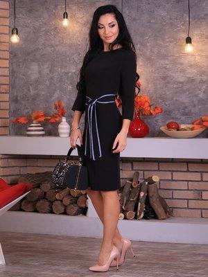 Платье черное | 3712987