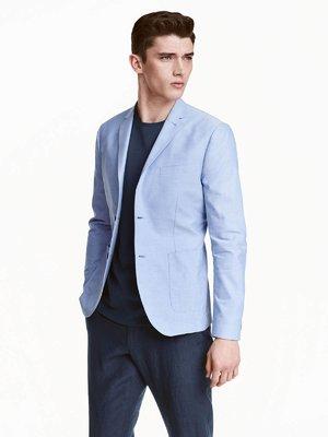 Пиджак светло-голубой | 3639212