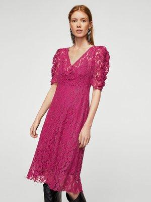 Платье розовое | 3673069