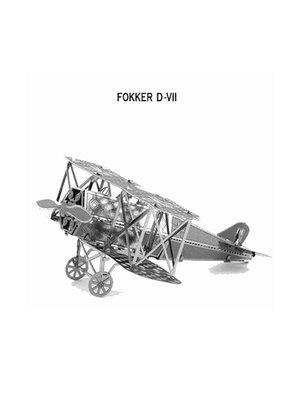 3D конструктор «Німецький літак Fokker D. VII» | 3717139