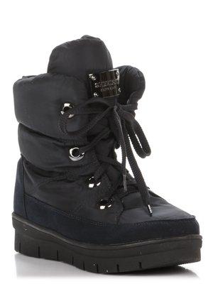 Ботинки синие | 3548982