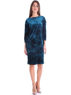 Платье изумрудного цвета | 3717666