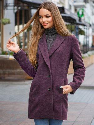Пальто фіолетове | 3718273