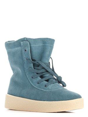 Ботинки синие | 3709969