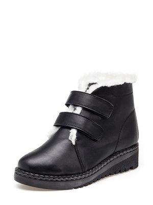 Ботинки черные | 3687269
