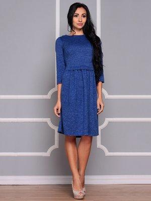 Платье цвета электрик | 3719841