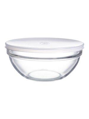 Салатник с крышкой круглый (20 см) | 3720446