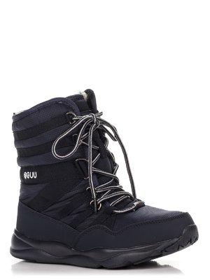 Ботинки синие   3710860