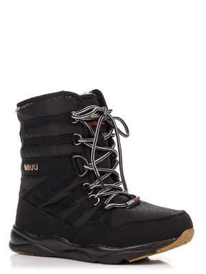 Ботинки черные   3710858