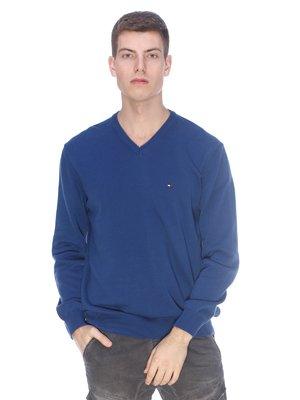 Пуловер синий | 3718069