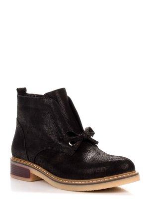 Ботинки черные   3680305