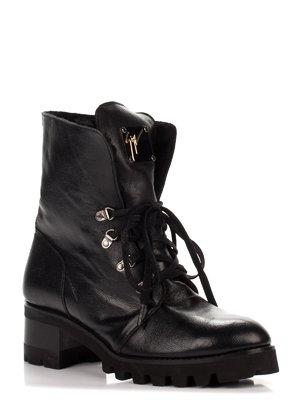 Ботинки черные | 3548683