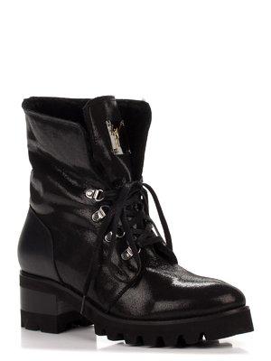 Ботинки черные | 3548680