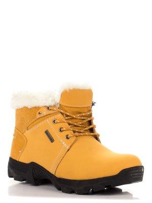Ботинки желтые | 3548623