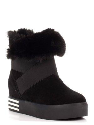 Ботинки черные | 3548653