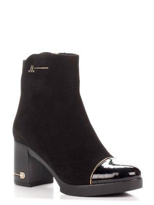 Ботинки черные | 3548690