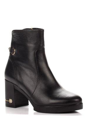 Ботинки черные | 3548694