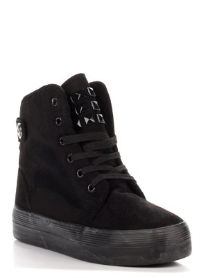 Ботинки черные | 3548922