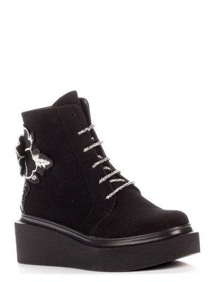 Ботинки черные | 3548772