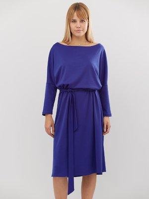 Сукня кольору електрик | 3724041