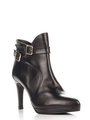 Ботинки черные | 3687182