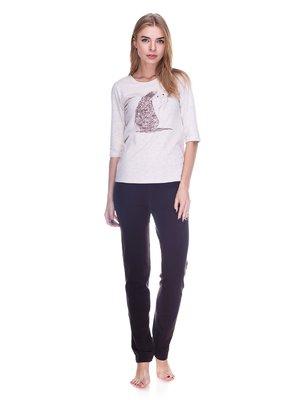 Комплект: лонгслів і штани | 3723612