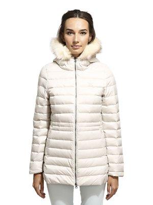 Куртка кремового кольору | 3712023