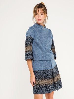 Блуза світло-синя | 3727252