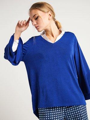 Блуза кольору морської хвилі   3727265