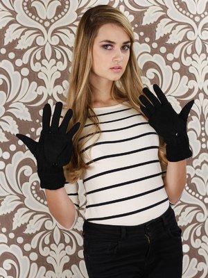 Перчатки черные   3653751