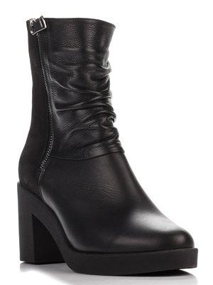 Ботинки черные | 3728364