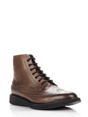 Ботинки коричневые | 3727421