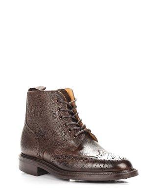 Ботинки коричневые | 3687070