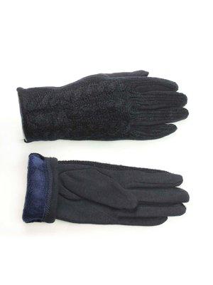 Перчатки темно- синие | 3734964