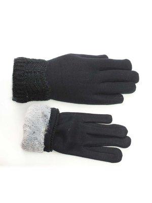 Перчатки темно- синие | 3734983