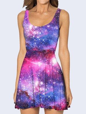 Платье с принтом | 3736987